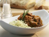 Rosemary and Beef Stew recipe