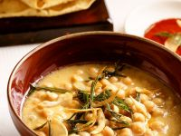 Rosemary and Chickpea Soup recipe