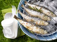 Rosemary Sardines recipe