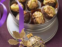 Rosewater Nut Clusters recipe