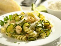 Rotini with Shrimp and Zucchini recipe
