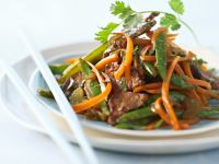 Round Steak Stir-fry recipe