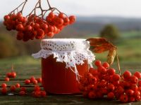Rowan Berry Jam recipe