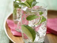 Rum Cocktail with Mint (Mojito) recipe