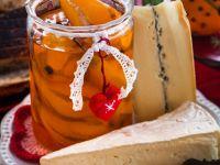 Rum Pears recipe