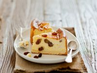 Baked Soft Cheese Cake recipe