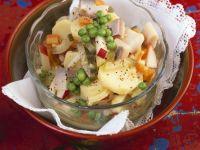 Russian Herring and Potato Salad recipe