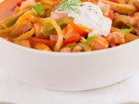 Russian Meat and Vegetable Stew (Soljanka) recipe