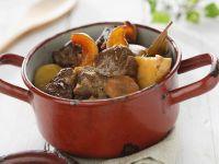 Rustic Beef and Vegetable Stew recipe