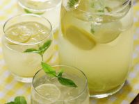 Rustic Lemon Drink recipe