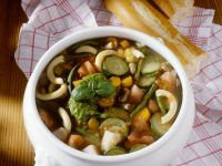 Rustic Minestrone recipe