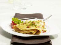 Rustic Omelette recipe