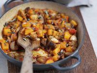 Rustic Vegetable Saute recipe