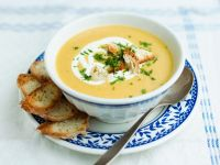 Rutabaga Soup recipe