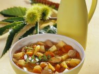 Rutabaga Stew with Chestnuts recipe