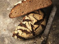 Rye Sourdough Bread recipe