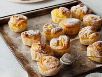 Saffron and Orange Buns recipe