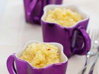 Saffron Risotto with Lemon recipe