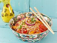 Salad with Glass Noodles recipe