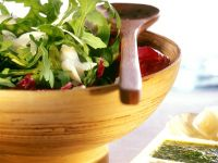 Salad with Lemon Dressing recipe