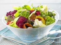 Salad with Orange Dressing recipe