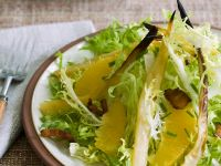 Salad with Parsnips and Bacon recipe