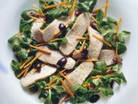 Salad with Smoked Turkey Breast recipe