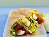 Salad Wrap recipe