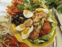Salade Niçoise recipe