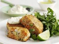 Salmon Fishcakes recipe
