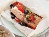 Salmon in Parchment Paper recipe