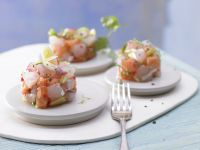 Salmon Tartare recipe