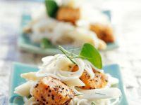 Salmon Thai Noodles recipe
