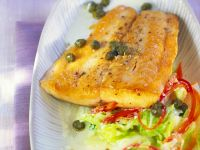 Salmon with Cabbage recipe