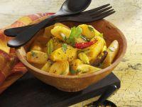 Salsify Curry recipe