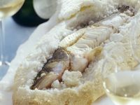 Salt-Crusted Fish recipe