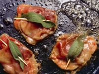 Saltimbocca recipe