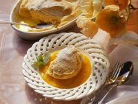 Salzburg Dumplings with Apricot Sauce recipe