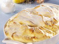 Salzburg Dumplings with Powdered Sugar and Vanilla recipe