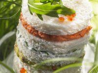 Sandwich Stacks recipe