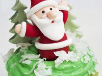 Santa Claus Muffins recipe