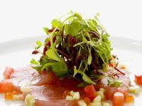 Sliced Fresh Tuna recipe