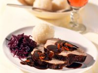 Sauerbraten By Rhenish Art recipe