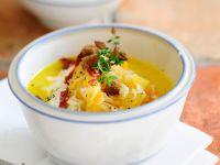 Sauerkraut-Carrot and Ginger Soup recipe