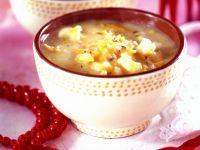 Sauerkraut Soup with Crispy Pork Ribs recipe