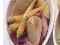 Sausage and Mash recipe