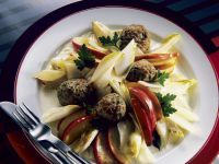 Sauteed Endive Salad recipe