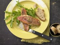 Sauteed Red Mullet recipe