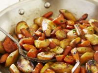 Sautéed Root Vegetables recipe