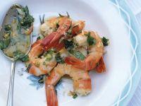 Sautéed Shrimp with Pastis recipe